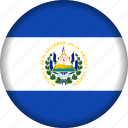 country, el salvador, flag, flags, north america icon