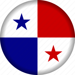 flag, flags, national, north america, panama icon
