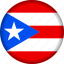 flag, flags, north america, puerto rico icon