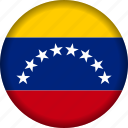 flag, flags, south america, venezuela, world icon