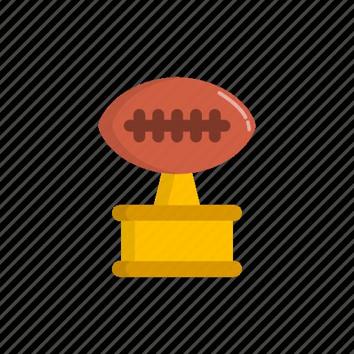 american, award, football, soccer, trophy, winner icon