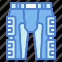 equipment, pants, protection, uniform icon