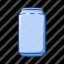 american beverage, beverage, can, drink, soda, softdrink icon