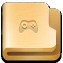 folder, games