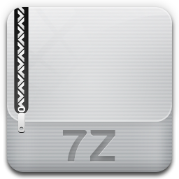archive, z icon