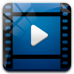 file, video icon