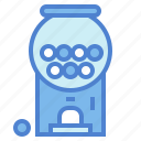 candies, candy, gum, machine, sweets icon