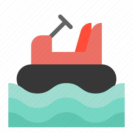 amusment, boat, entertainment, park, rides, theme park icon