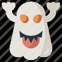 creepy, frighten, ghost, phantom, spooky