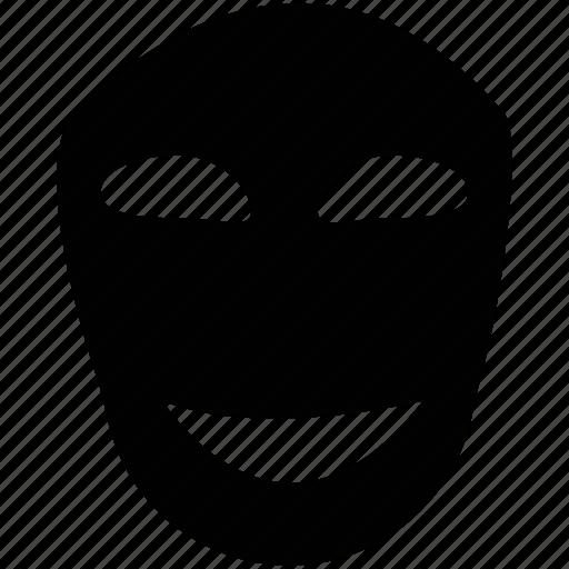 cinema mask, comedy mask, drama mask, theater mask icon