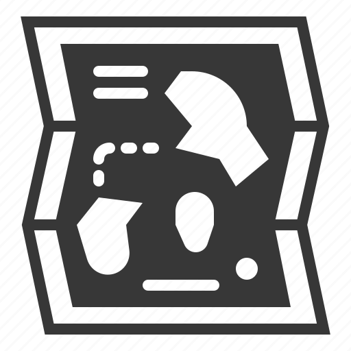 Amusment, location, map, park, theme park icon - Download on Iconfinder