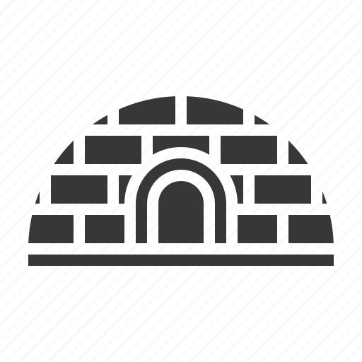 Amusment, house, igloo, park, theme park icon - Download on Iconfinder