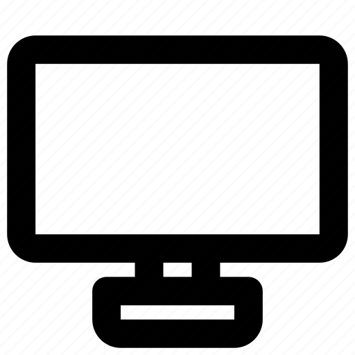 dashboard, desktop, graphs, sales icon