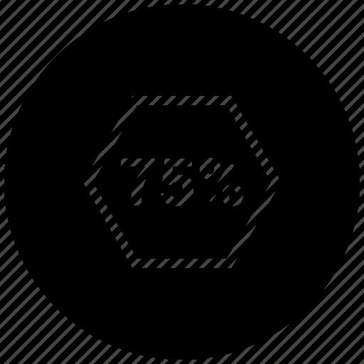 data, five, infographic, information, seventy icon