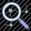 analysis, analytics, business, data, graph, marketing icon