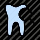 teeth, oral, dental, glass, checkup