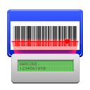 1281white0, 48, 8, android, barcode, m, reader, sobre icon