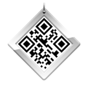 android, base, code, qr icon