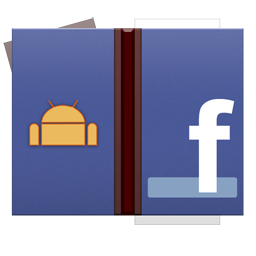android, base, facebook icon