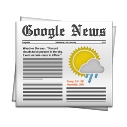 android, base, newsweather icon
