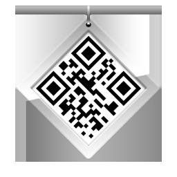 Base, code, qr icon