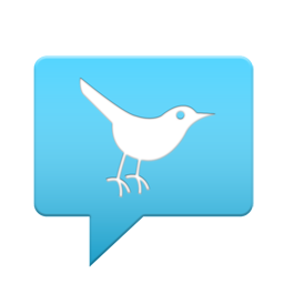Android, back, base, twitter icon - Free download