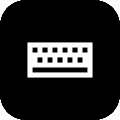 Device, input, keyboard, virtualinterface icon - Download on Iconfinder