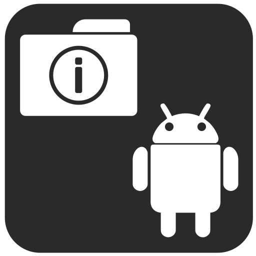 android, documents, folder icon