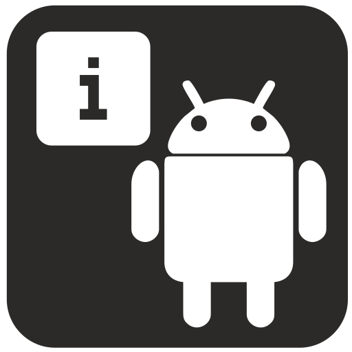android, info, phone, technology icon