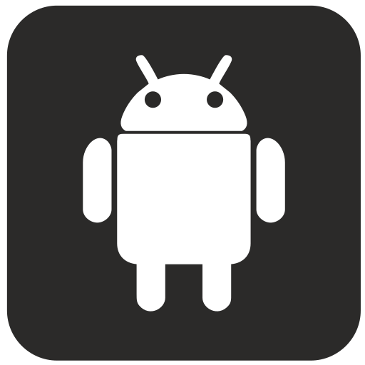 android, mobile, robot icon