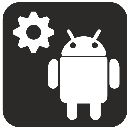 android, configuration, options, settings icon