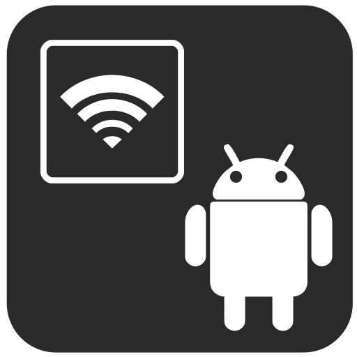 android, connection, internet, wifi icon