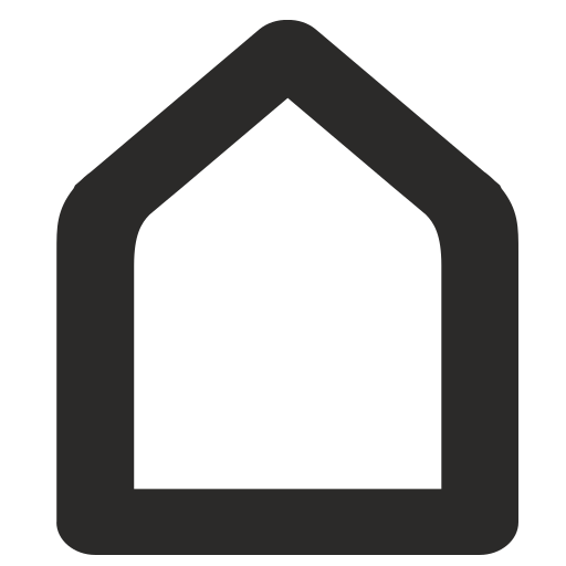 home, house, mobile icon