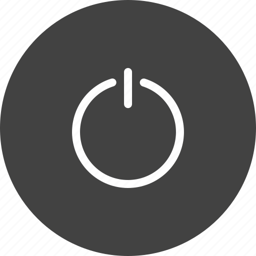 deactive, logout, off, offline, power, shutdown, switch icon