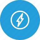 bolt, charge, energy, flash, lightining, power icon