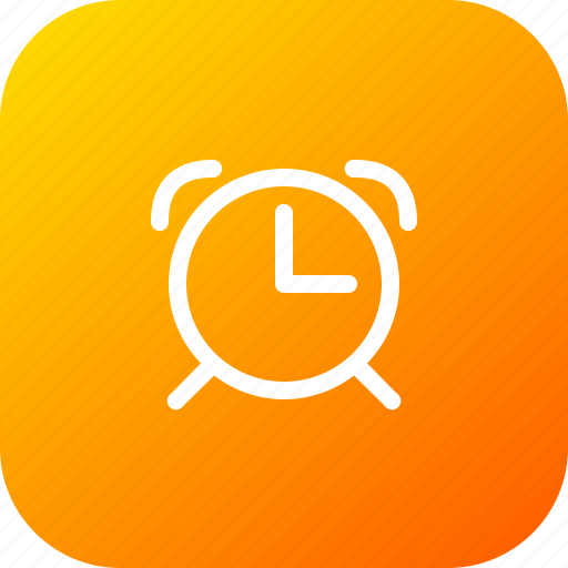 Alarm, alert, bell, clock, schedule, time, watch icon - Download on Iconfinder