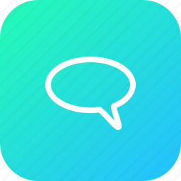 answer, bubble, chat, comment, message, reply, talk icon