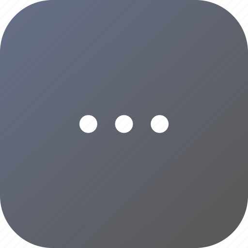 continue, copy, ellipsis, menu, more, options icon