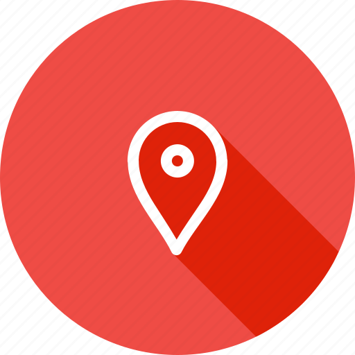 gps, location, map, maps, navigation, pin, place icon