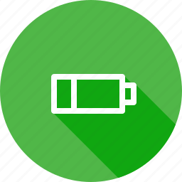 battery, charge, charging, energy, indicator, low, power icon
