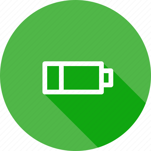 Battery, charge, charging, energy, indicator, low, power icon - Download on Iconfinder