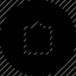 card, cord, design, label, shape, tag icon