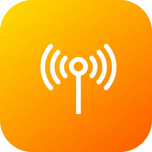 Antenna, electronics, radiowaves, signal, technology, wifi icon - Download on Iconfinder