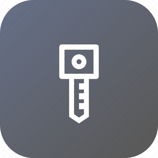 access, key, lock, login, master, password, protection icon