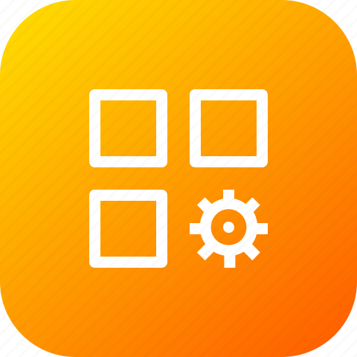 app, application, appsetting, customize, gear, setting, settings icon