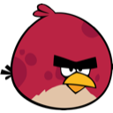 angry birds, red bird
