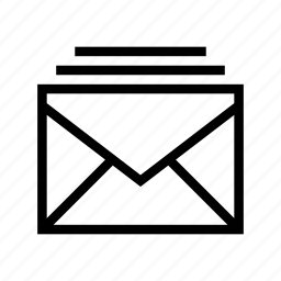 archive, email, envelope, inbox, mailbox, mails icon