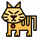 animal, breastfed, cat, pets icon