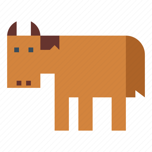 Animal, horse, life, mammal, wild icon - Download on Iconfinder