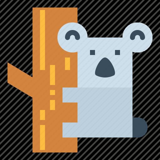 Animal, koala, mammal, wildlife icon - Download on Iconfinder